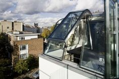 Project: Notting Hill Penthouse - Studio RHE
