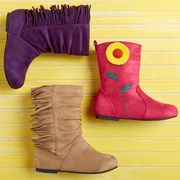 Take a look at the PINKY FOOTWEAR event on #zulily today!