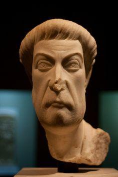 Eutropios ROMAN,5TH CENT  BC
