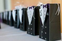 Geschenke für die männlichen Hochzeitsgäste
