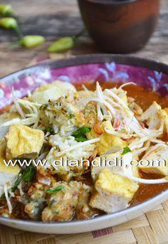 Diah Didi's Kitchen: Lontong Tahu Kuah