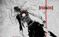 Hollow Kurosaki Ichigo Bleach Anime [Chaos]