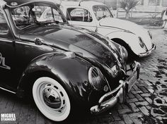 VW Fuscas Rat Rods