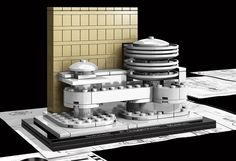 I LOVe the Architecture Lego series.