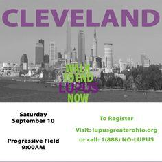 Cleveland Walk To End Lupus