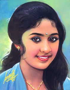 Oviyar Maruthi Indian Women Painting, Indian Art Paintings, Sexy Painting, Woman Painting, 3d Art Drawing, Beautiful Indian Actress, Beautiful Paintings, Sexy Legs, Female Art
