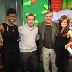 """Talking about """"A Christmas Story: The Musical"""" with Peter Billingsley and Dan Lauria"""
