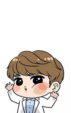 ♡ Nursing Wallpaper, Medical Wallpaper, Exo Cartoon, Cartoon Fan, Got7 Fanart, Kpop Fanart, Kawaii Wallpaper, Bts Wallpaper, Cartoon Background