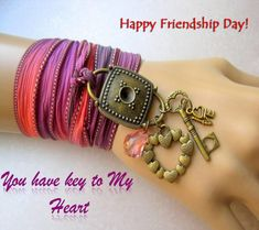 Friendship Day Bands With Quotes! Firstly a Very Happy Friendship Day! It is a common practice for folks to exchange friendship greeting cards, wishes. When Is Friendship Day, Happy Friendship Day Photos, Friendship Day Bands, Friendship Day Wallpaper, Friendship Day Wishes, Best Friendship, Friendship Quotes, Band Quotes, Valentine's Day Quotes