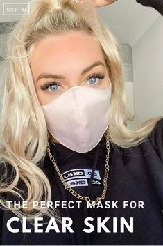 Hey Beauty, if you're anything like me, #maskne is the last thing you need to be dealing with right now. So I've put together a special Kit designed especially to prevent those dreaded 'under the mask' pimples.  Skin Tips, Skin Care Tips, Audi 100, The Face, Spot Treatment, Acne Prone Skin, Pimples, Dreads, Clear Skin