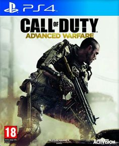 'Call of Duty: Advanced Warfare' Not into them much anymore but it still looks good