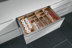 Un tiroir de cuisine multi rangements