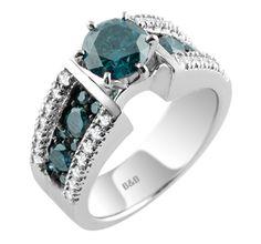 Sandra Biachi Color Diamond Jewelry