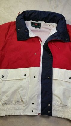 Abercrombie & Fitch Men's VINTAGE  Jacket XL  #AbercrombieFitch #HoodedJacket