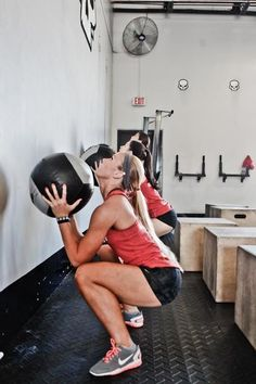 I like these! They help me keep my back and chest up during squats