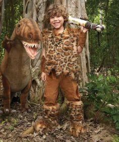 cave boy costume