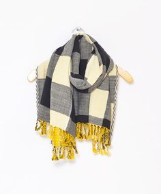 ace&jig fall13 provencial scarf in domino