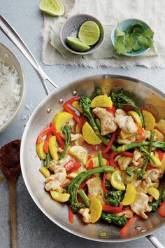 Chicken and Veggie Stir-Fry   We've rounded up our favorite, easy ways to prepare chicken. Chicken is arguably the South's favorite protein to put on the dinner table. We love it for it's nutritional value, accessibility, low cost, and—most importantly—extreme versatility. This much-loved poultry serves as a blank slate and flavor-absorbing foundation for every type of cuisine imaginable. It can be roasted, pan-seared, grilled, and even cooked in a Southerner's favorite fashion—hand-breaded…