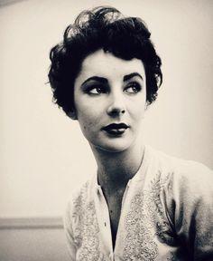 Elizabeth Taylor, 1950s