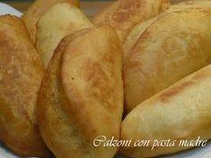 calzoni con pasta madre http://www.pastaenonsolo.it/calzoni-con-pasta-madre/