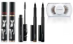 MAC Marilyn Monroe Collection  LIPGLOSS, MASCARA, LASHES & MARKERS  (Lipgloss & Lashes- Limited Edition  Mascara & Markers- Permanent)