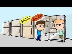 Brian Regan -- Refrigerator shopping - YouTube Brian Regan, Family Guy, Comedy, Comedy Movies, Griffins