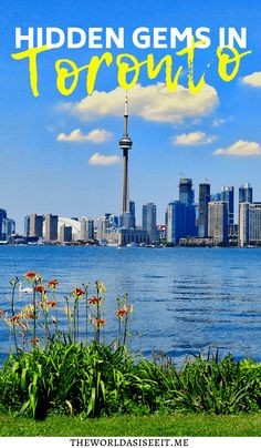 Discover 15 Amazing Hidden Gems in Toronto You Must See - this list covers everything from outdoor spaces to incredible rooms ⋆ The World As I See It Ontario Travel, Toronto Travel, Alberta Canada, Canada Ontario, Toronto Canada, Vancouver, Canada Travel, Rv Travel, Travel Hacks