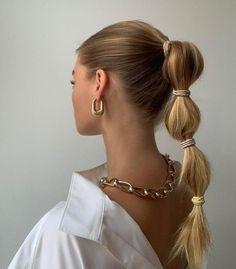 Hair Inspo, Hair Inspiration, Fashion Inspiration, Aesthetic Hair, Beige Aesthetic, Good Hair Day, Dream Hair, Trendy Hairstyles, Hairstyles For Summer