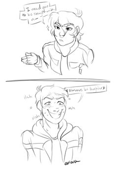 I'm Lance whenever some says straight, tbh.