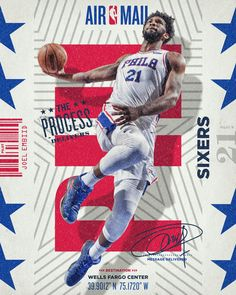 NBA Air Mail on Behance - Baseball - Basketball Sport Basketball, Basketball Design, Basketball Quotes, Sport Inspiration, Graphic Design Inspiration, Sports Graphic Design, Sport Design, Cristiano Ronaldo, Sporting Live