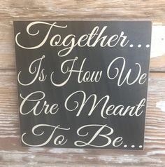 This family modern farmhouse style rustic wooden wall sign is hand made from real pine wood with an ultra-matte chalked painted finish. This handmade sign is not just a stained piece of wood with lettering. Painted Wood Signs, Wooden Signs, Hand Painted, New Sign, Sign I, Wood Crafts, Diy And Crafts, Décor Crafts, Easy Crafts