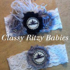 Dallas+Cowboys+wedding+garter+set.+Lace+by+Classyritzybabies,+$21.50