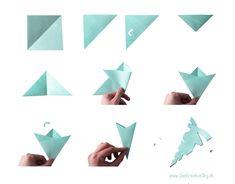 Klip et Gækkebrev -DIY påske   Den Kreative Sky