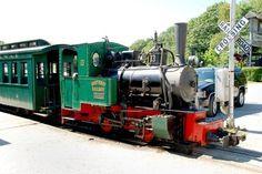 1913 Henschel narrow gauge steam engine, Boothbay Railway Village  Boothbay Harbor, Maine www.railwayvillage.org