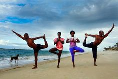 Yoga in Africa: The Africa Yoga Project educates and employs more than 70 yoga teachers | NYTimes.com