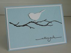 stampin with beemybear: Alles Gute