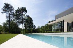 Architectuur : THIERRY LEJEUNE  - Eigen ontwerp en realisatie door TLO bvba