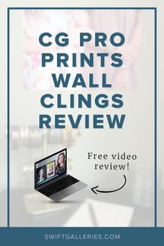 product review cg pro prints clings