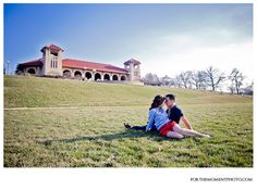 St Louis Forest Park World Fair Pavilion Building Engagement Session #forthemomentphotography www.forthemomentphoto