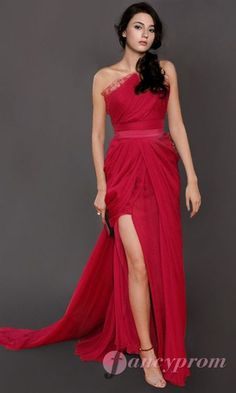 Red long prom dress 2013 red prom dresses Prom Dress With Train 06b20d008591