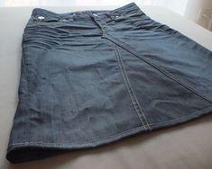 Jeans sind auch nicht mehr das was sie mal waren.... dieses Modell war noch nicht mal 4 Jahre alt, schon nach einem Jahr war mir der Knopf...
