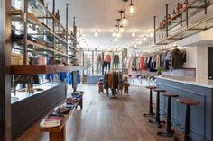 Gant Rugger's New Concept Store in Williamsburg, Brooklyn • Selectism