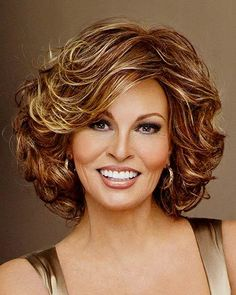 Raquel Welch Embrace Synthetic wigs are just one of our wigs from our wide selection take advantage of our instant discounts on wigs by Raquel Welch. Curly Hair Cuts, Short Curly Hair, Short Hair Cuts, Curly Hair Styles, Medium Curly, Thin Hair, Frontal Hairstyles, Hairstyles With Bangs, Cool Hairstyles