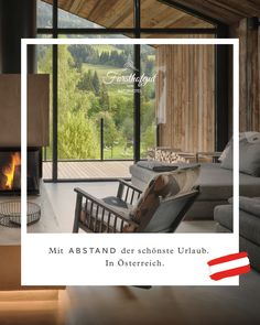 Auf 3.800 m² finden Sie im waldSPA einen Adults-Only-Bereich mit Außergewöhnlichem: Nutzen Sie die große Altholzsauna mit Blick auf unser Wildgehege, beruhigende Kräuter- und Dampfbäder und Bio-Saunen. Tanken Sie die Kraft der Alpen in unserem Außenpool mit Bergblick, relaxen im Whirlpool am Waldesrand oder wagen einen Sprung in den Bio-Badesee. Alles perfekt für Ihren Wellnessurlaub hier in Österreich. Porch Swing, Outdoor Furniture, Outdoor Decor, Divider, Room, Home Decor, Game Reserve, Steam Bath, Old Wood