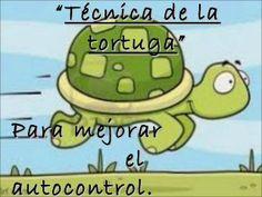 Técnica de la tortuga para mejorar el autocontrol