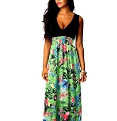 Shopo.in : Buy Floral Maxi Dress online at best price in Pune, India