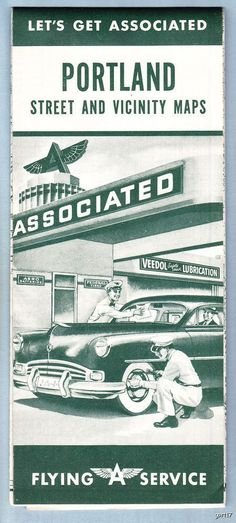 """Stumptownblogger: FLYING """"A"""" gas stations"""