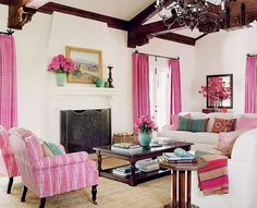 [image%255B144%255D.png] via Cote de Texas, fabulous room