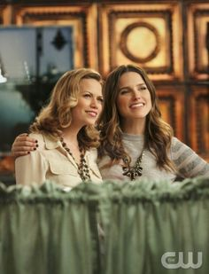 """One Tree Hill"" - Pictured (L-R): Bethany Joy Galeotti as Haley and Sophia Bush as Brooke in ONE TREE HILL on THE CW. Photo: Fred Norris/The CW ©2012 The CW Network. All Rights Reserved."