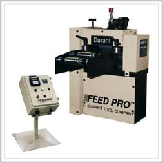 Durant manufactures Servo Roll Feeds that provide power, speed, and precision feed accuracy for all applications. Durant Tool Company offers thirty models. Call:800-338-7268,401-781-7800 For a LOWEST INSTANT PRICES #rollfeeder  #rollfeeders  #servorollfeeder  #servorollfeeders  #durantmechanicalcounters  #stockfeeder   #rollhandlingequipment